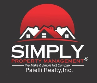 simply property management paielli realty inc logo